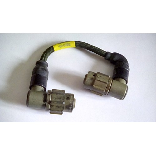 RT316 PRC316 CONNECTOR CABLE 4PM 4PM KEYER BOX TO RADIO HEADSET SOCKET
